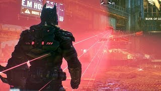 Creative Hacking and Sabotage Moments - BATMAN Arkham Knight