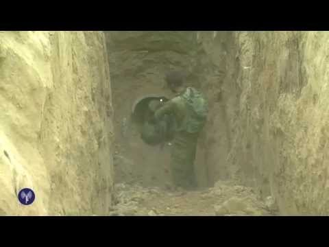 IDF Forces Expose Tunnel, Destroy Booby-Trapped Building