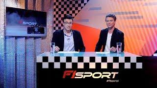 F1sport - odcinek #1.Nieudany powrót Roberta Kubicy do F1. Odrodzenie Bottasa i ponowna wpadka Haasa