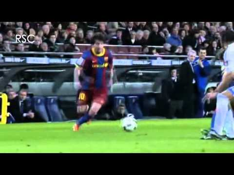 Lionel messi (Not Afraid)