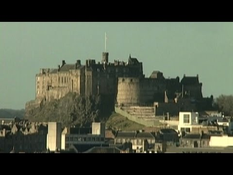 Whistlestop Edinburgh: Scotland's Beautiful Capital (Trailer)