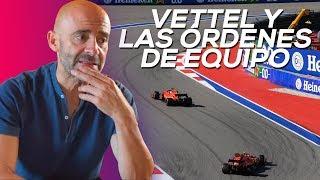 Una nueva desobediencia de Vettel | El Garaje de Lobato