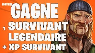 🔴 LIVE GAGNE SURVIVANT LEGENDPICS HARDIS 100 FORTNITE SAUVER THE WORLD FR PS4/PC/SWITCH 720P HD