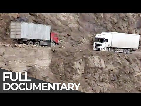 Deadliest Roads   Tajikistan   Free Documentary
