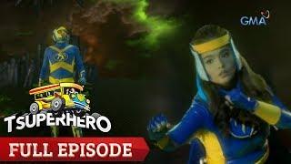 Tsuperhero Eva 39 s transformation as Tsupergirl Full Episode 13