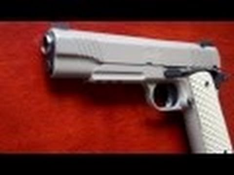 9mm Vs  45 ACP CAUTION! DISTURBING! - YouTube
