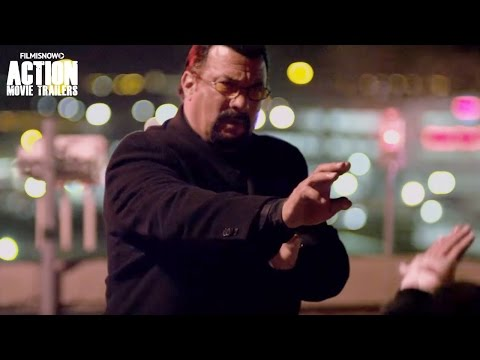 Steven Seagal stars in CODE OF HONOR    Would You Do It? HD
