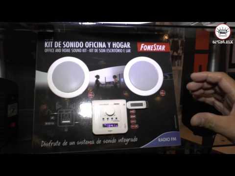 Fonestar en Xpo SC - artist.mx
