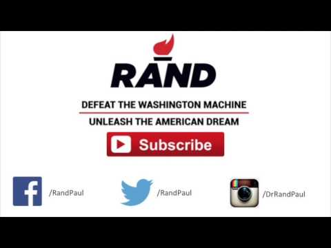Rand Paul Campaign Update - Podcast: Episode 1