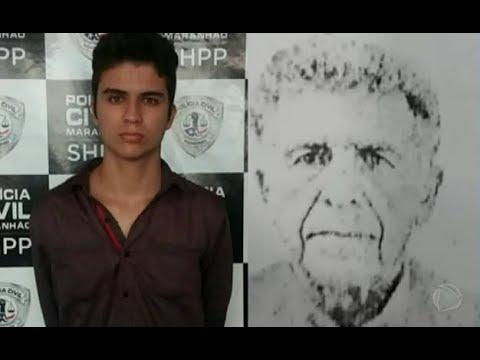 Jovem é preso por matar o próprio pai