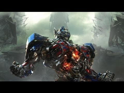 Transformers Age of Extinction TV SPOT 3 Triceratops 2014 Michael Bay Movie HD