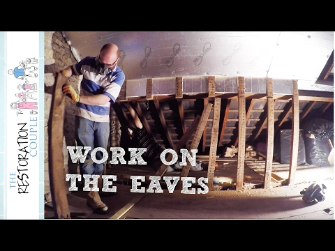 Sorting Eaves Storage   Loft Conversion Project 5.0