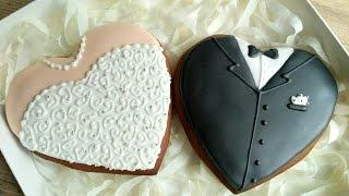 Wedding Cookies. Свадебное Печенье. Весільне печиво