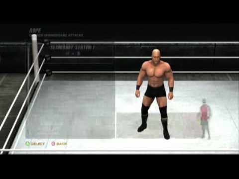 WWE 12 Seth Rollins Moveset - YouTube