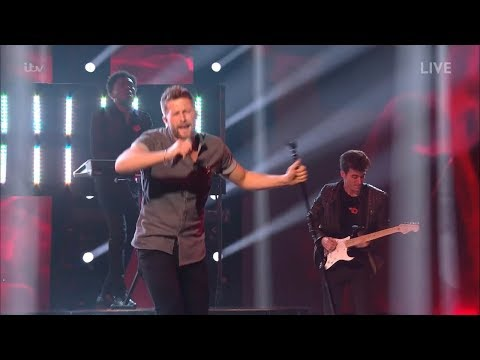 The X Factor UK 2017 Matt Linnen Live Shows Full Clip S14E21