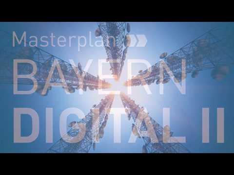 Masterplan BAYERN DIGITAL II - Bayern