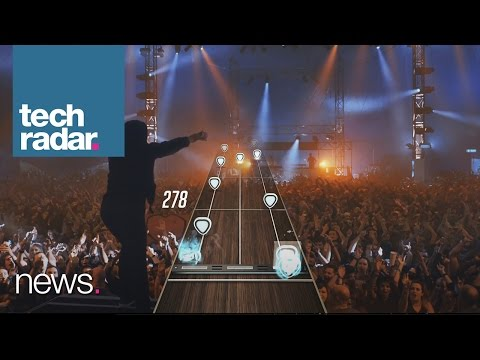 First look: Guitar Hero Live