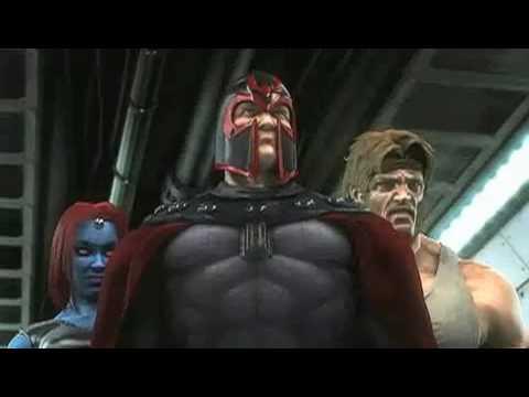 X-Men Legends II Rise of Apocalypse - Trailer E3 2005 - PS2.mov
