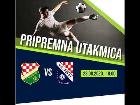 NK Prigorje Markuševec 3:2 NK Polet prijateljska utakmica