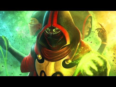 """SPECTRAL ERMAC! GETTING MIXED - Mortal Kombat X """"Ermac"""" Gameplay"""