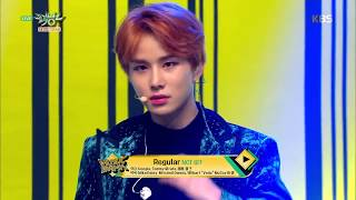 뮤직뱅크 Music Bank - Regular - NCT 127.20181012