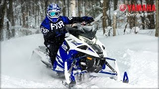 2018 Yamaha Crossover Series Snowmobiles