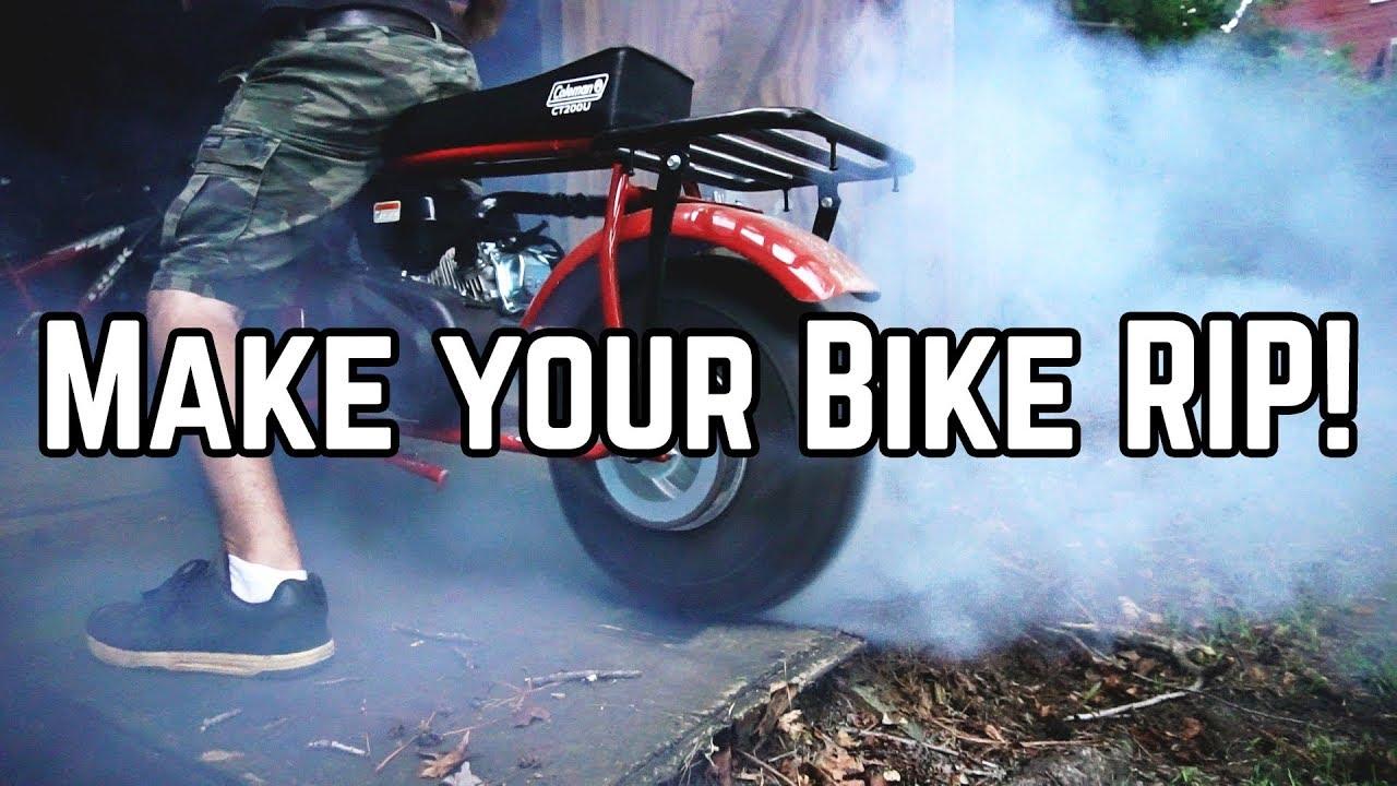 Essential Mini Bike Mods | CT200 Performance Parts