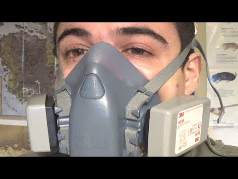 Gas masks and hayfever