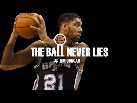 THE BALL NEVER LIES #32 - TIM DUNCAN