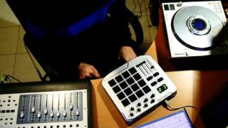 DJ.JABA PADS PERCUSSION BEATS.wmv