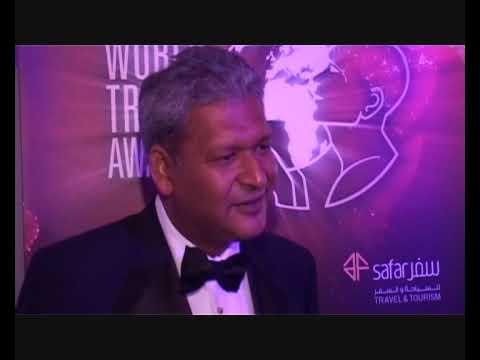 Kamal Tapossea, Chairman, Air Mauritius @ WTA ASIA AUS CAR IND SA 2009