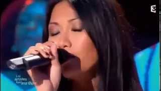 Anggun - On The Radio at 300 Choeurs pour Les Fêtes