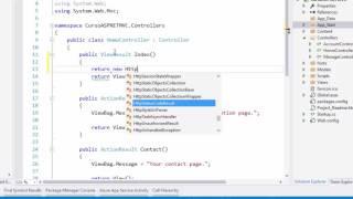 ActionResult mvc | Controladores | Programando en ASP.NET MVC 5