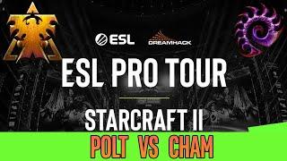 Polt vs Cham [TvZ] EPT ESL Pro Tournament Open Cup - Starcraft 2
