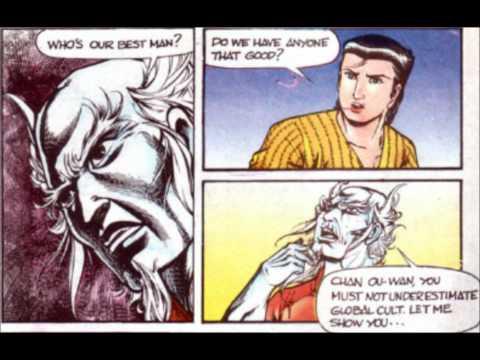 Oriental Heroes issue 1 Jademan comic