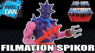 Filmation Spikor He-Man and the Masters of the Universe Figure Video Review