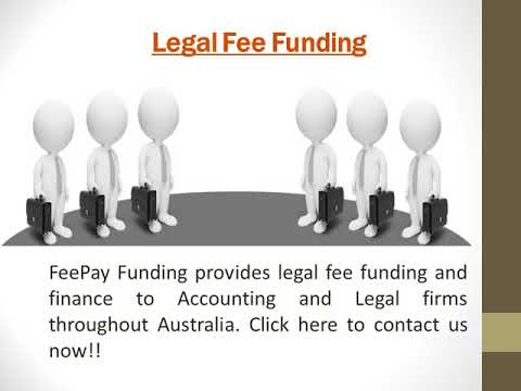 Legal Fee Funding | Fee Finance Australia | FeePay Funding