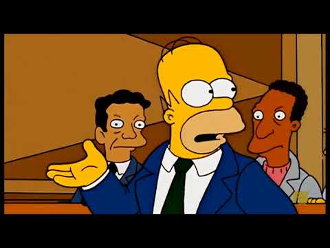 The Simpsons: Homer Sues The Church