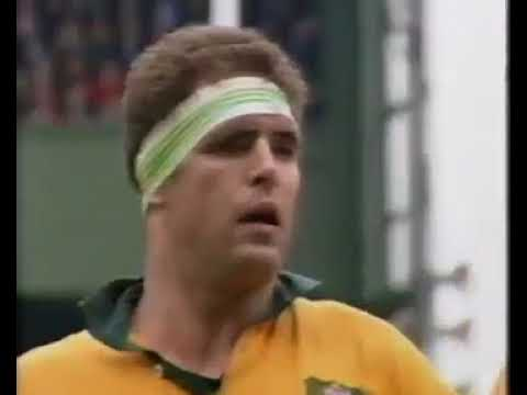 1991 Rugby World Cup Final  ENG v AUS   (Full Match)