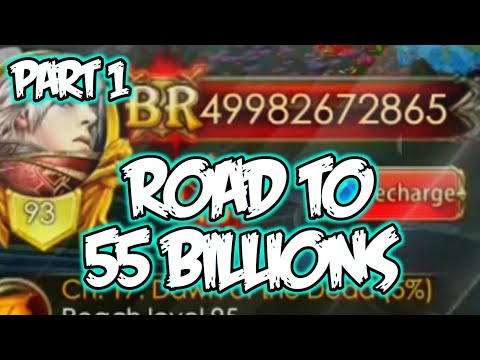Legacy Of Discord | J i U - REACH 55 BILLION BR Boost PART#1