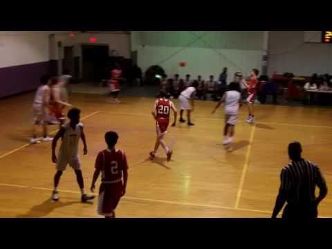 Dawson Christian Academy vs. New Faith Academy basketball