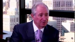 Hiring America featuring Steve Schwarzman, CEO, Blackstone Group