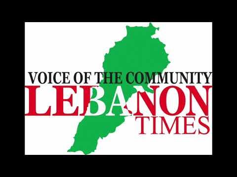 Lebanon Times Radio Show no 7 08 27 17