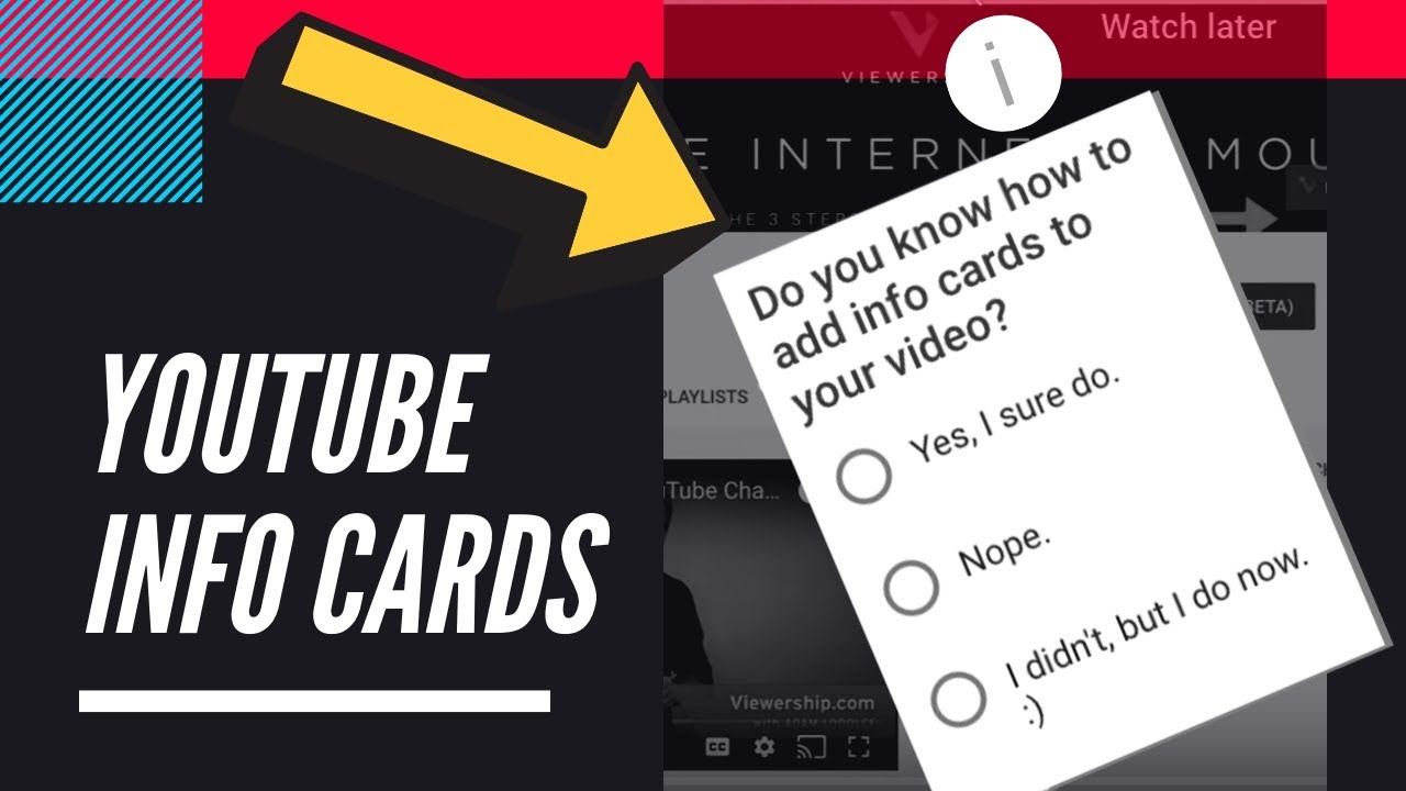 How to Add Info Cards to NEW YouTube Studio (Step-By-Step Guide)