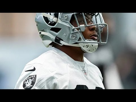 Las Vegas Raiders Sign Running Back Trey Ragas To The Active Roster By Eric Pangilinan