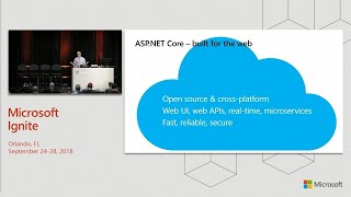Developing amazing web apps with ASP.NET Core - BRK3195