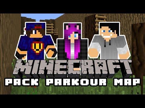 Minecraft: Pack Parkour School - Parkourzyca Tula i Jej Pierwszy Raz! [7/7] w/ Tula, GamerSpace