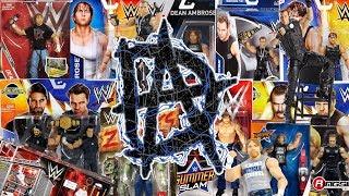 DEAN AMBROSE - Every WWE Mattel Action Figure