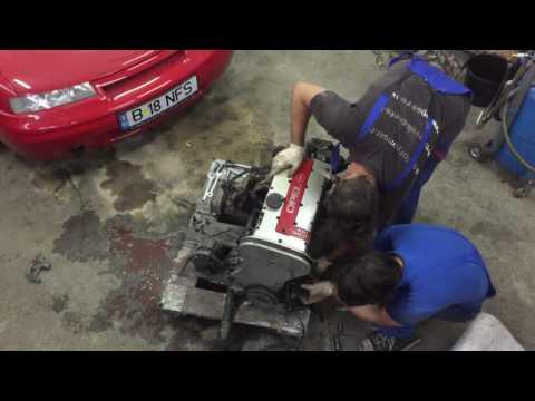 Opel Calibra Sfi 2.0 16v engine rebuild