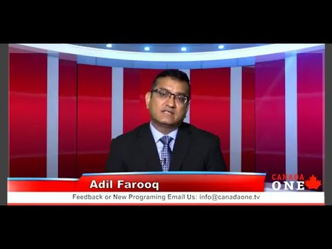 Success Story of Adil Farooq, Barrister & Solicitor by Canada One TV.